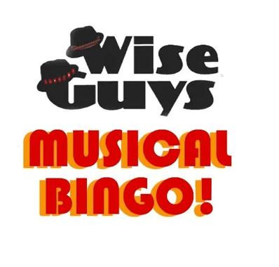 Wise Guys Music Bingo Logo