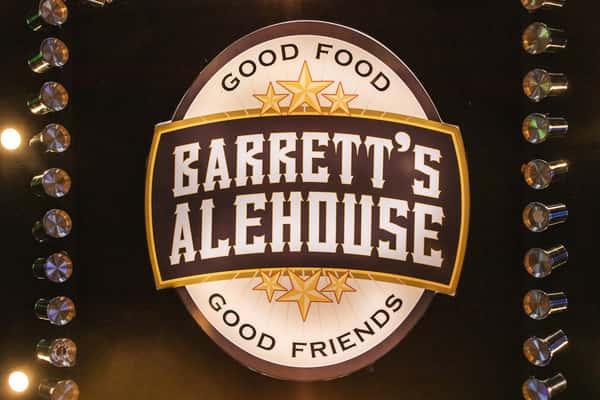 barretts logo