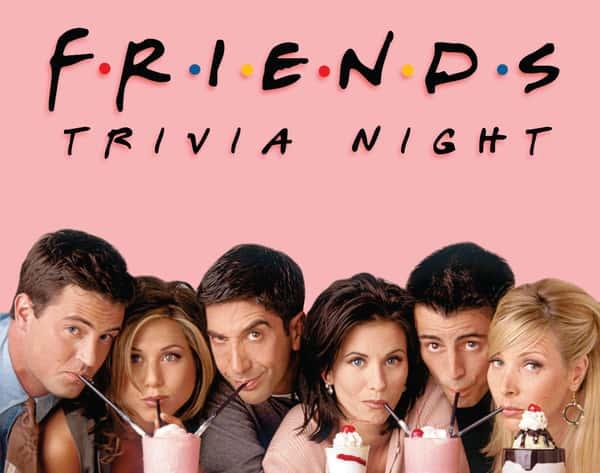 Friends Trivia Logo