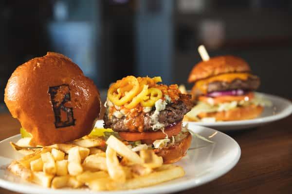 Barrett's Hamburger