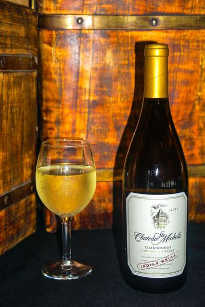 """Chateau Ste. Michelle """"Indian Well's Chardonnay"""