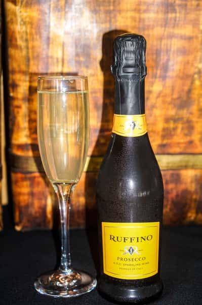 """Ruffino """"Italy"""" Prosecco Sparkling Wine (½ bottle)"""