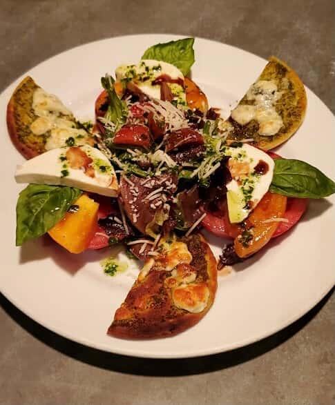 McD's Full Caprese Salad