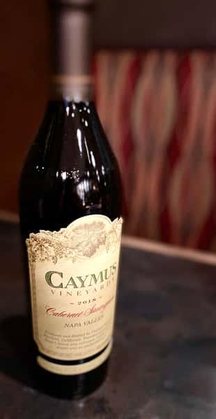 """2019 Caymus """"Napa Valley"""" Cabernet Sauvignon"""