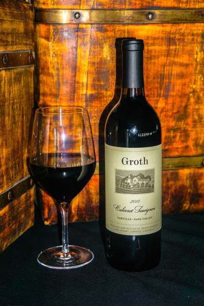 "Groth ""Oakville-Napa Valley"" Reserve"