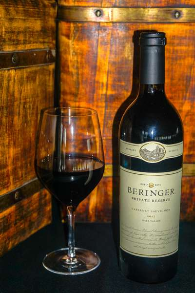 "Beringer Vineyard ""Napa Valley"" Private Reserve 2009, 2010 and 2012"
