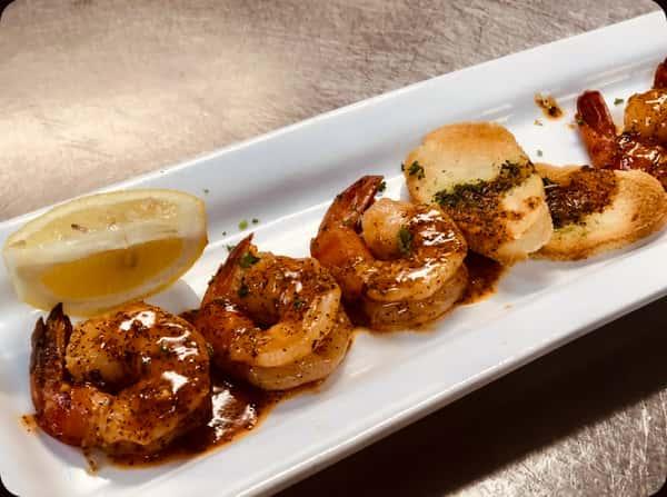 Bayou or Thai Curry Style Shrimp