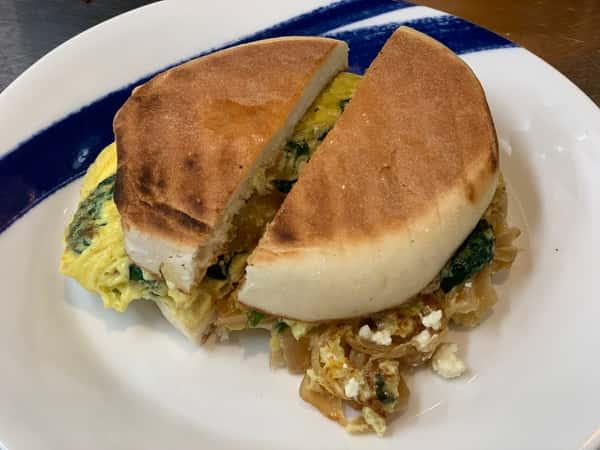 The Garden Chick Sandwich