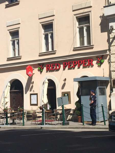 We didn't know you had a Pepper in Budapest?!?!