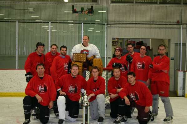 After a 10 year drought the Pepper hockey wins the coveted Whitey Cup!