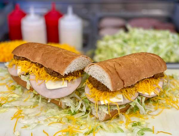 Turkey Grinder - Whole