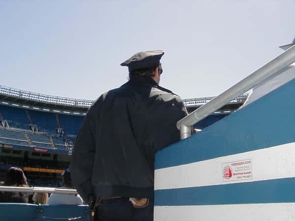 the old Yankee Stadium tagged!