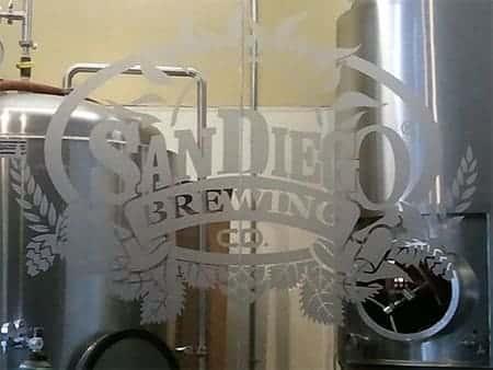 brewery doors