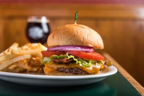 Classic House Burger
