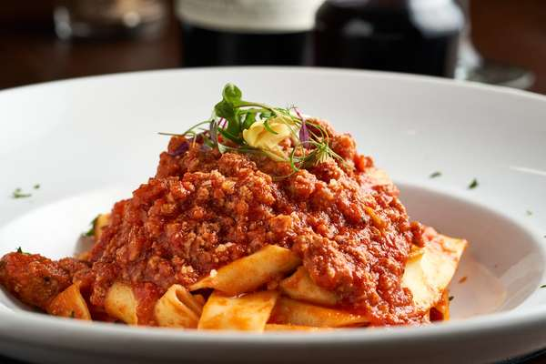 Pappardelle Bolognese