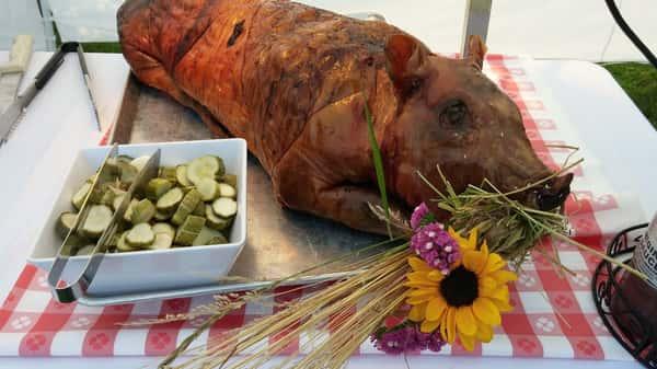 Carolina Pig Pickin'
