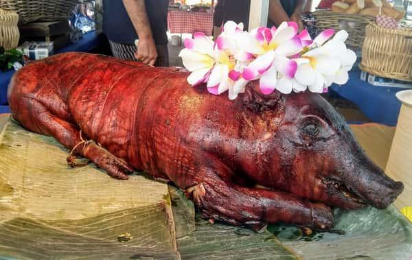 Hawaiian Bbq Luau (Whole Hog Luau)