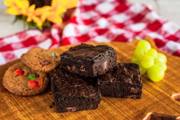Cookies and Brownie Bites