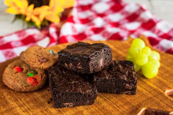 Cookies & Brownie Bites