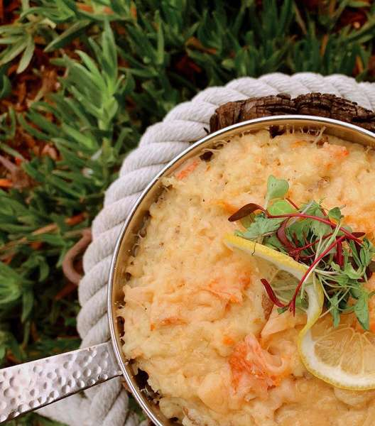 Lobster Mashed Potatoes