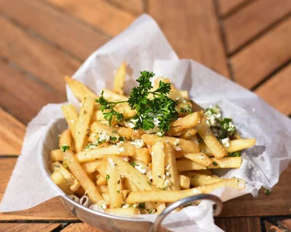 Gilroy Fries