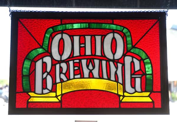 ohio brewing sign