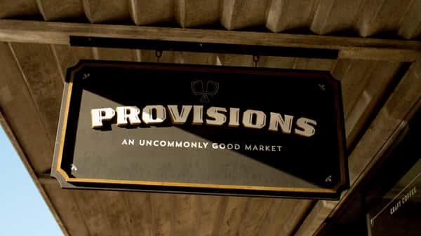 Provisions Deli & Bottle Shop