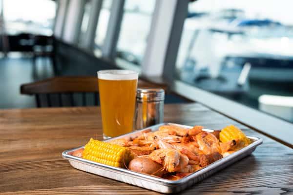 Seafood Boil Shrimp