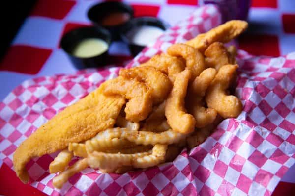 #8 Shrimp & Fish
