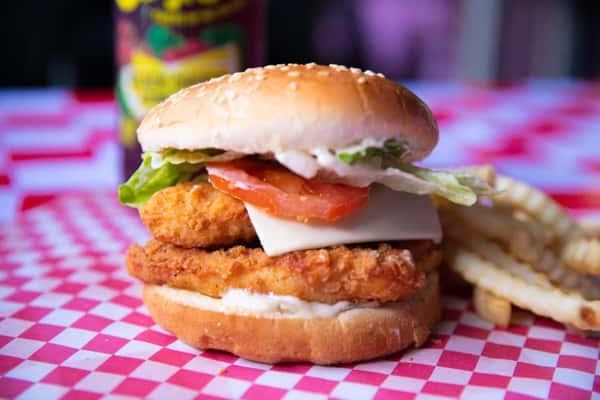 #4 Chicken Sandwich