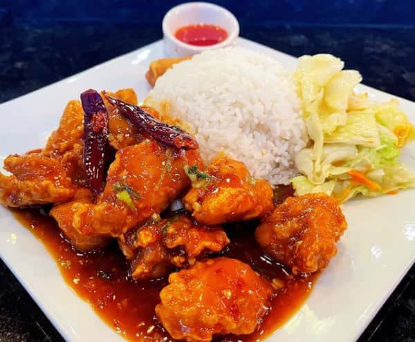 General Tso Chicken 左宗雞