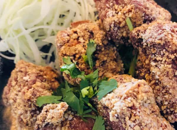 Fried Taiwanese Pork Rib 排骨酥