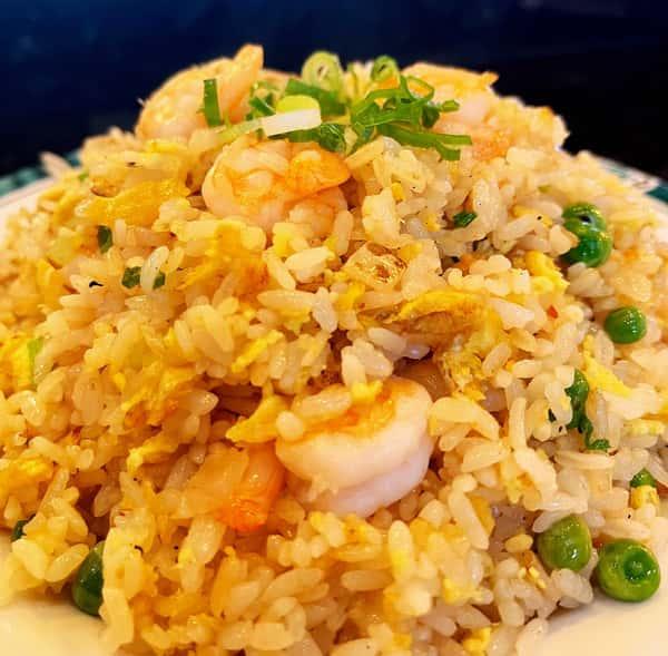 Fried Rice 炒飯