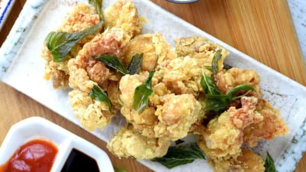 Salt & Pepper Chicken 鹹酥雞