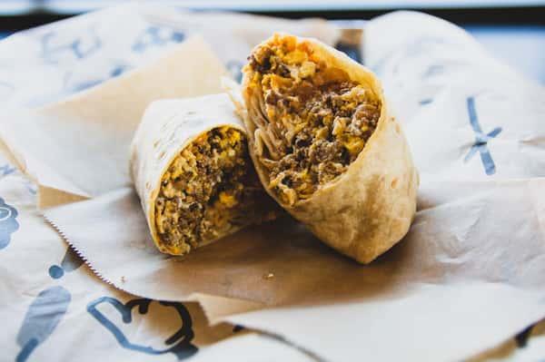 """The """"Fatty"""" Burrito"""