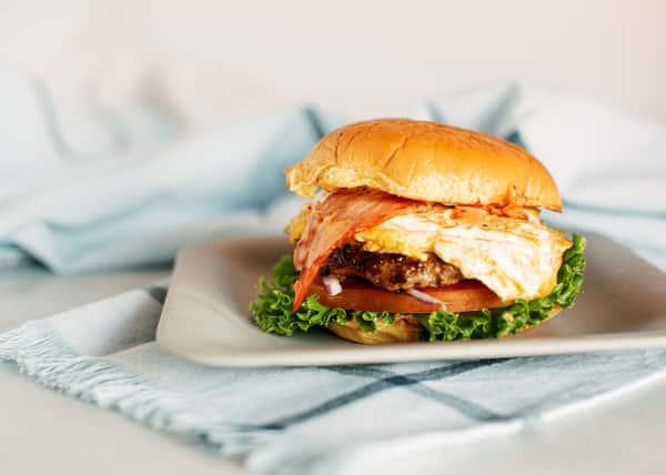 Lovestack Cheeseburger