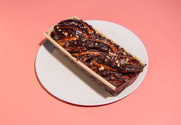 Nutella Croissant Babka