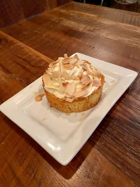Brown Butter Mascarpone Cake