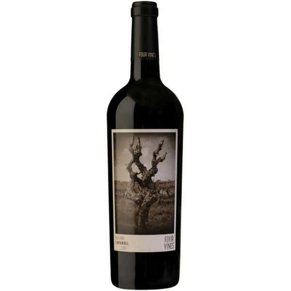 Four Vines, Old Vine Cuvee, Sonoma