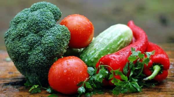 Fresh Vegetable