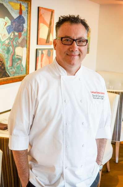 Chef David Garwacki