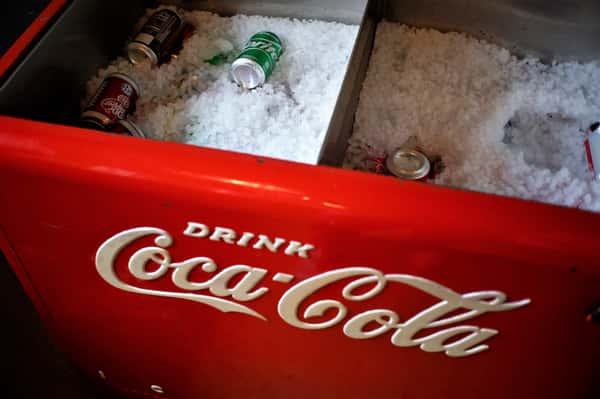 coke chest