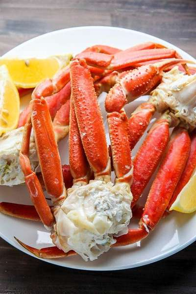 Our Famous All You Can Eat Crab Legs