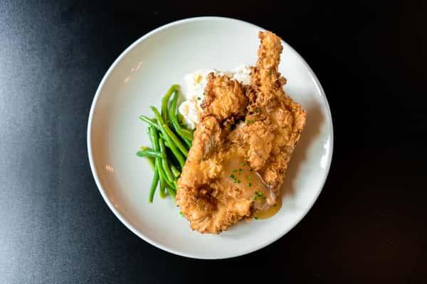 Honey Coated Chicken Fried Chicken