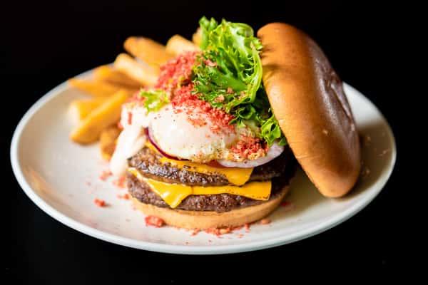 the donald burger