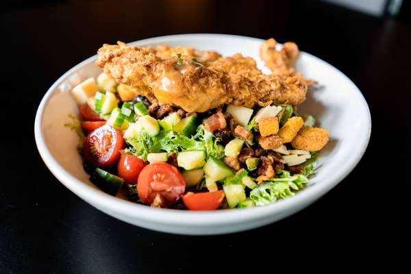 Fried Chicken Cobb