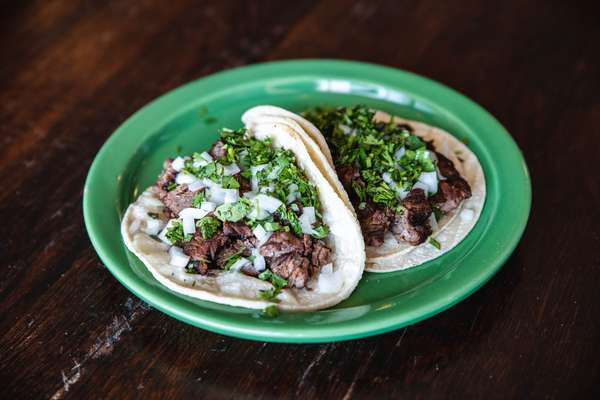 Grilled Beef / Carne Asada Tacos