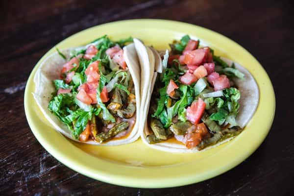 Cactus Leaf Tacos