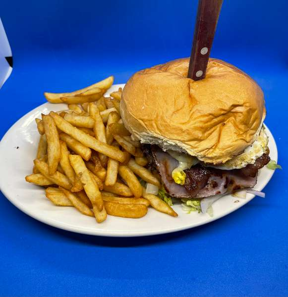 Chefs Choice Burger