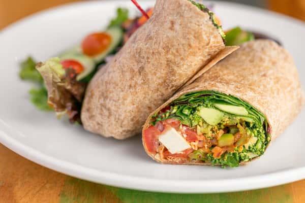 Protein Veggie Wrap